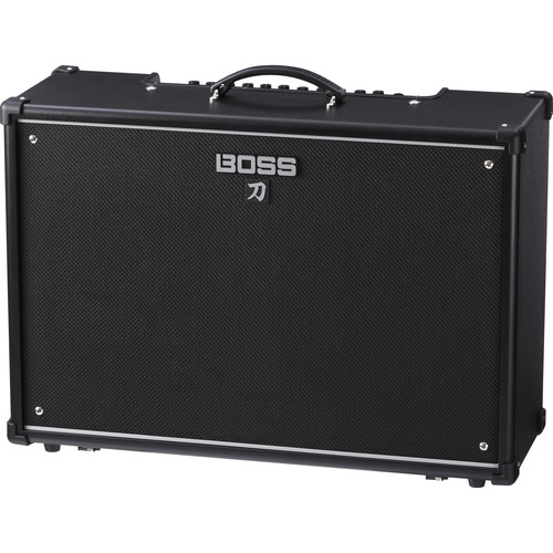 BOSS Katana-100-212 - 100W 2x12 Combo Amplifier for Electric Guitar