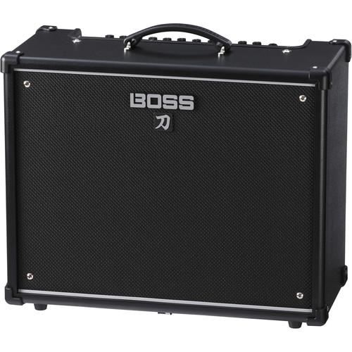 BOSS Katana-100 - 100W 1x12 Combo Amplifier for Electric Guitars