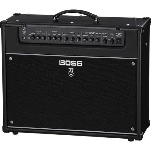 BOSS Katana-Artist MkII 100W 1x12 Combo Amplifier for Electric Guitar