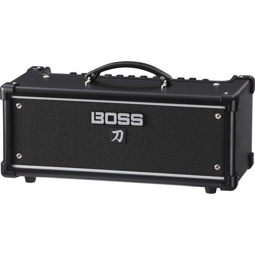 BOSS Katana-Head - 100W Amplifier for Electric Guitars