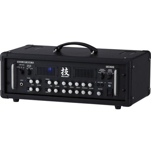 Boss Waza Amp Head 75 - 75W Amplifier Head for Electric Guitar