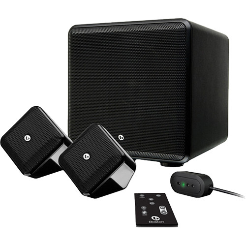 Boston Acoustics SoundWare XS Digital Cinema Compact Speaker System