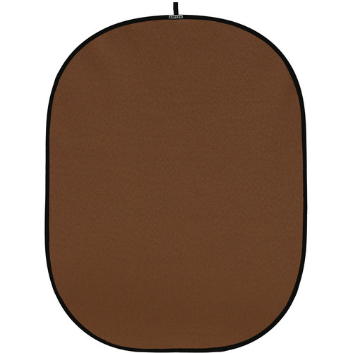 Botero #052 CollapsibleBackground (5x7') (Brown)