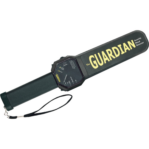 Bounty Hunter Guardian Wand Metal Detector