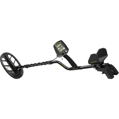 "Teknetics T2 Special Edition Metal Detector with 5"" DD & 11"" DD Search Coils"