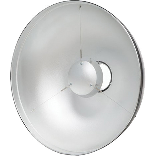 "Bowens 21"" Beauty Dish Reflector (Silver)"