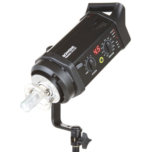 Bowens Gemini 250R Digital 250 Watt/Second Monolight (90-120VAC/12VDC)