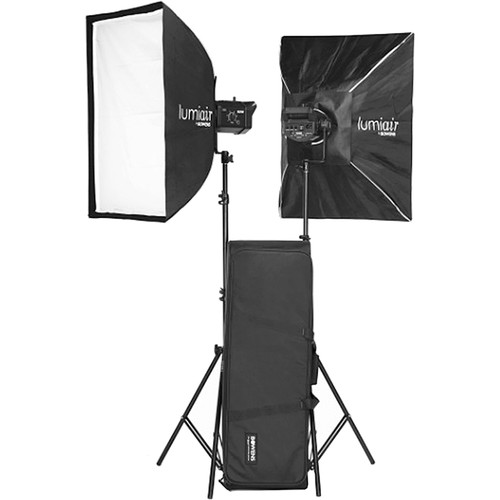 Bowens Gemini 400R 2-Light Softbox Kit