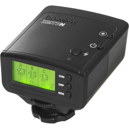 Bowens XMTRC Flash Trigger for Canon