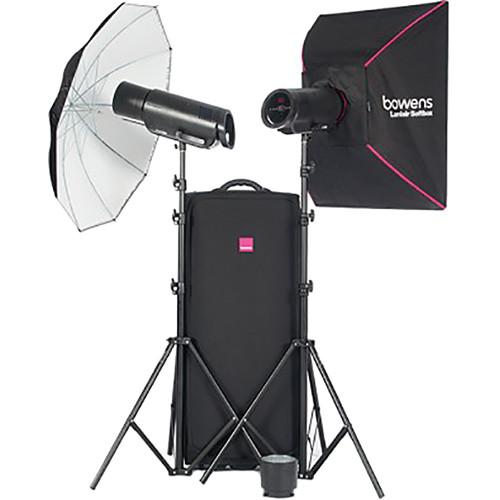 Bowens XMS750 2-Light Flash Kit