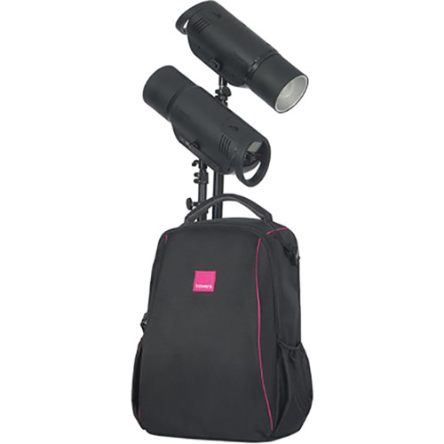 Bowens XMT500 2-Light Battery-Powered Flash Kit