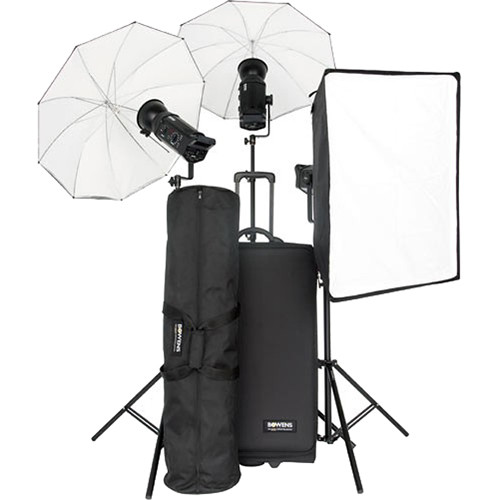 Bowens Gemini 500R 3-Light Kit