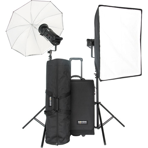 Bowens Gemini 750Pro 2-Light Kit