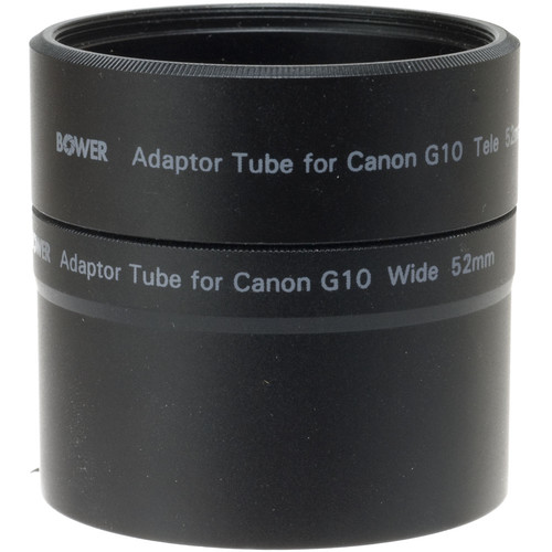 Bower 52mm Lens Adapter for Canon Powershot G10