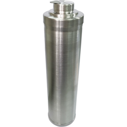 Bower DT228 8R Stainless Steel Tank with Lid for Eight 35mm Reels