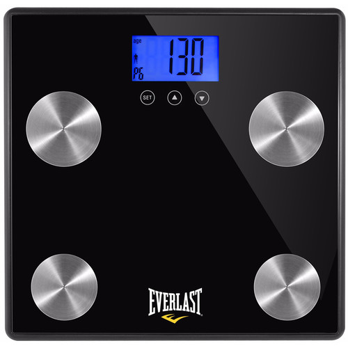 Everlast Health Digital Bluetooth Body Fat Scale