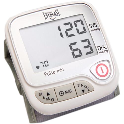 Everlast Health Bluetooth Blood Pressure Wrist Band Monitor