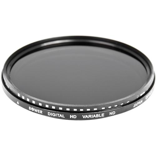 Bower 86mm Variable Neutral Density Filter