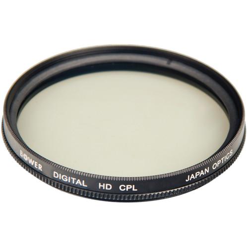 Bower 62mm Digital HD Circular Polarizer Filter