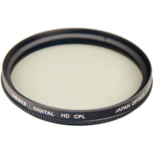 Bower 95mm Digital HD Circular Polarizer Filter