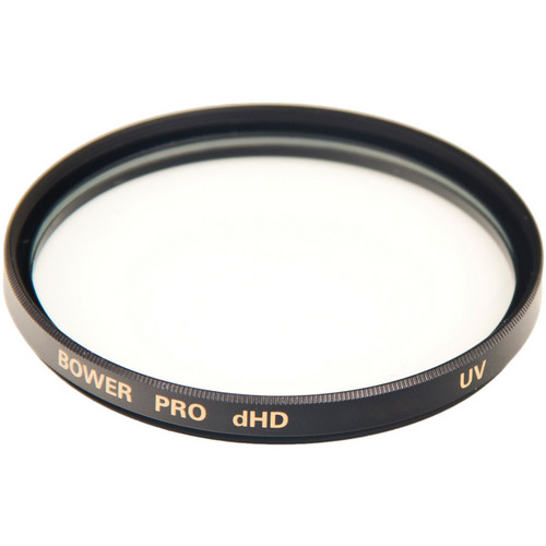 Bower 52mm Digital HD UV Filter