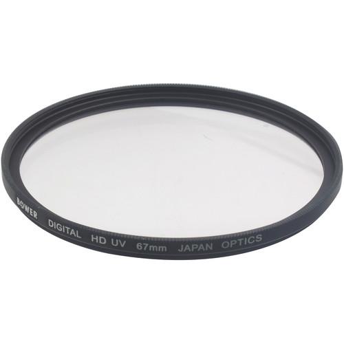 Bower 67mm Digital HD UV Filter