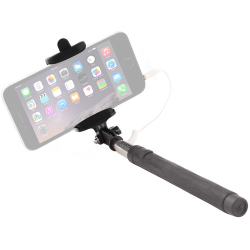 Bower iBower Compact Selfie Stick (Black)
