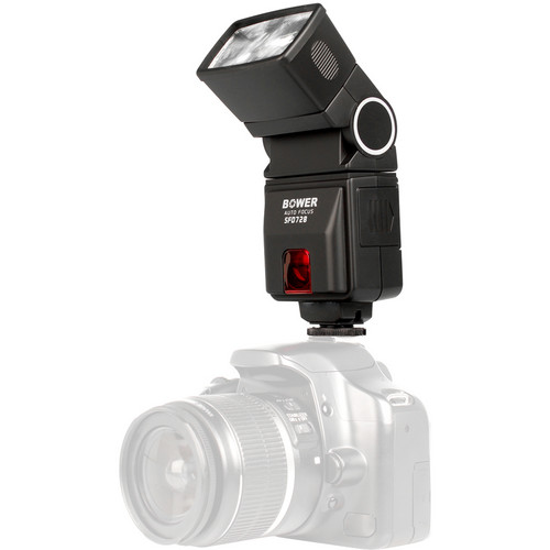 Bower SFD728 Autofocus TTL Flash for Olympus/Panasonic Cameras