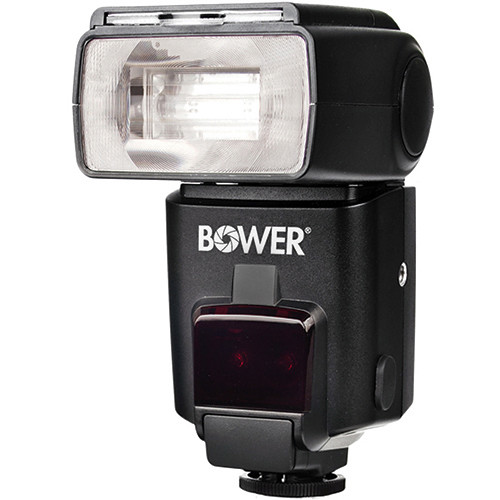 Bower SFD958 High Power Zoom Flash for Canon Cameras