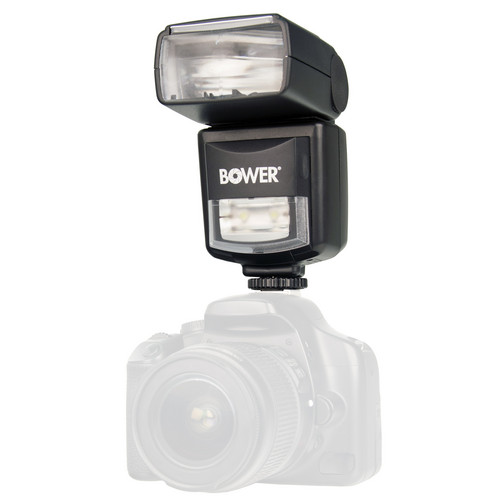 bower flash for nikon review