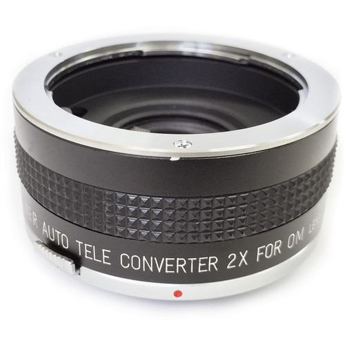 Bower 2x Manual Teleconverter for Olympus OM