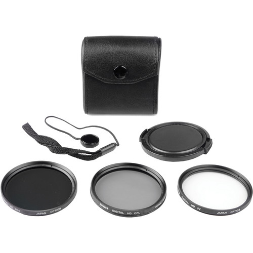 Bower 72mm Digital Filter Kit