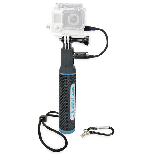 Bower Xtreme Action Series Power Hand Grip for GoPro