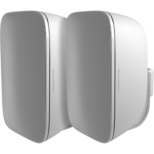 Bowers & Wilkins AM-1 All-Weather Outdoor Speakers (White, Pair)