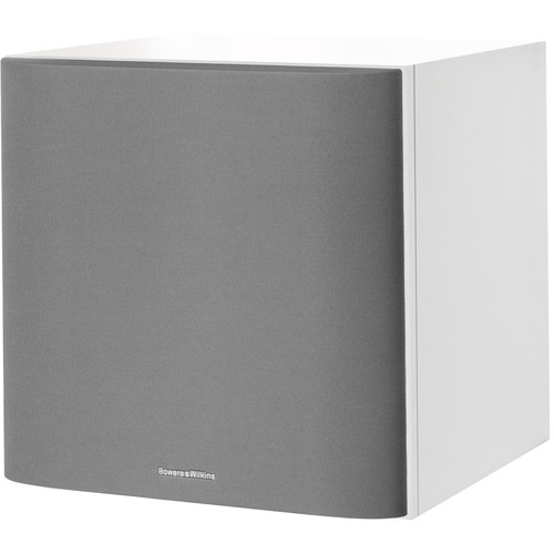 """Bowers & Wilkins ASW608 8"""" 200W Subwoofer (Matte White)"""