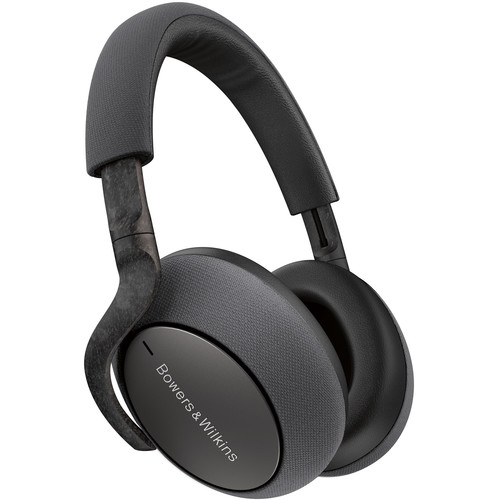 Bowers & Wilkins PX7 Wireless Over-Ear Noise-Canceling Headphones (Space Gray)