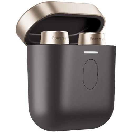 Bowers & Wilkins PI7 Noise-Canceling True Wireless In-Ear Headphones (Charcoal)