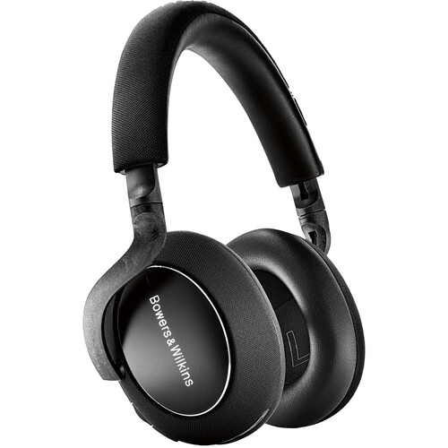 Bowers & Wilkins PX7 Wireless Over-Ear Noise-Canceling Headphones (Carbon Edition)