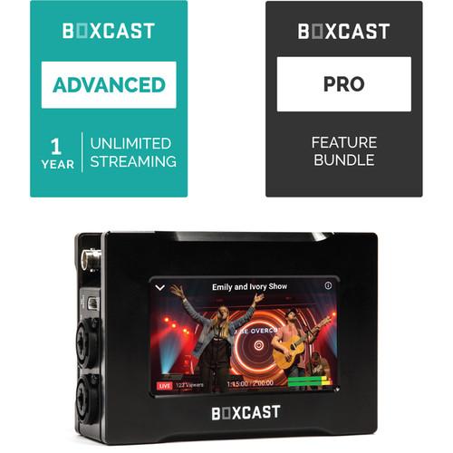 BoxCast BoxCaster Pro Advanced Streaming Bundle