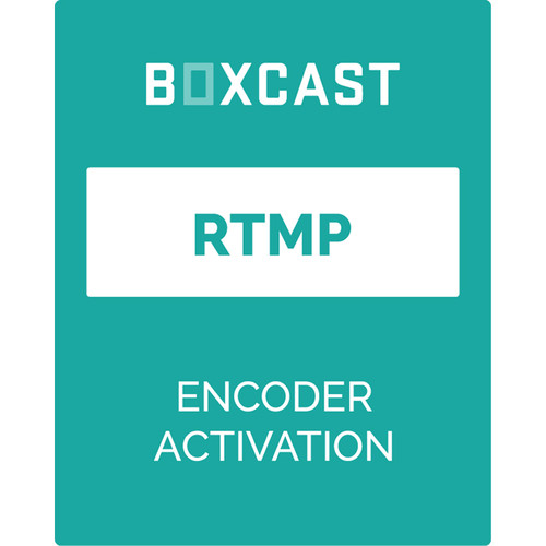 BoxCast RTMP Encoder Activation (Download)