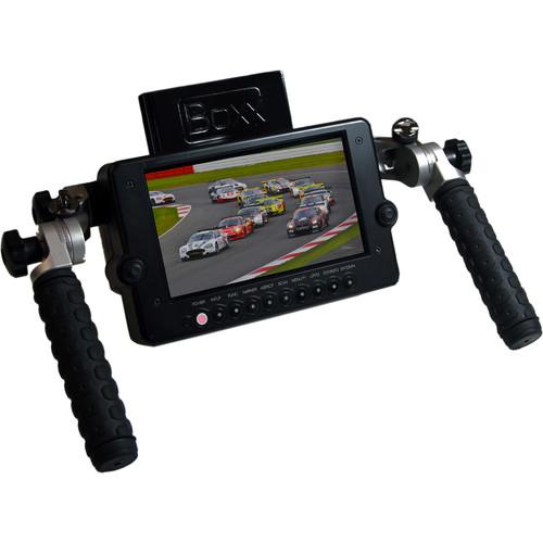 Boxx TV Ltd. Atom Dual-Channel Director's Monitor (V-Mount)