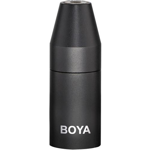 BOYA 35C-XLR 3.5mm Mini Jack to XLR Converter