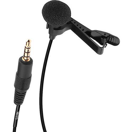 BOYA BY-LM10 Lavalier Microphone for Mobile Devices