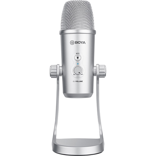 BOYA BY-PM700SP Multipattern USB Condenser Microphone (iOS/Android, Mac/Windows)