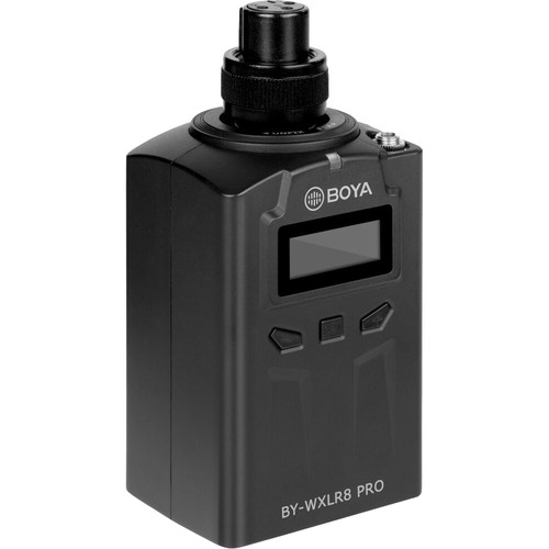 BOYA BY-WXLR8 PRO XLR Transmitter for BY-WM8 Pro System