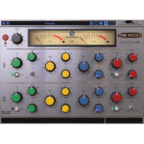 BOZ DIGITAL The Hoser XT - Modeled Ward Beck Channel EQ Plug-In (Download)