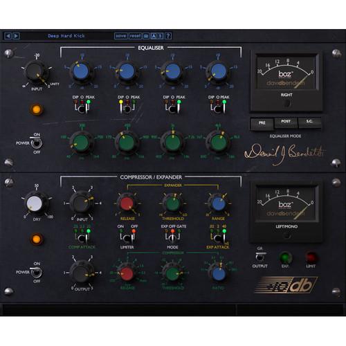 BOZ DIGITAL +10db Bundle - Channel Strip Plug-In (Download)