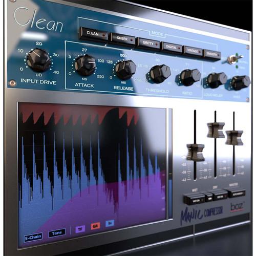 BOZ DIGITAL Manic Compressor - Dynamics Plug-In (Download)