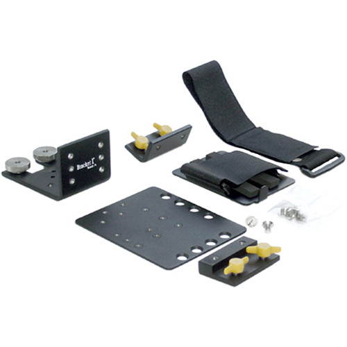 Bracket 1 Base A - Handle Mount 1 Wireless Receiver Mount Kit A