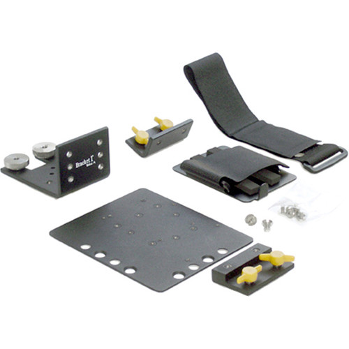 Bracket 1 Base A - Handle Mount 1 Wireless Receiver and Battery Mount Kit B